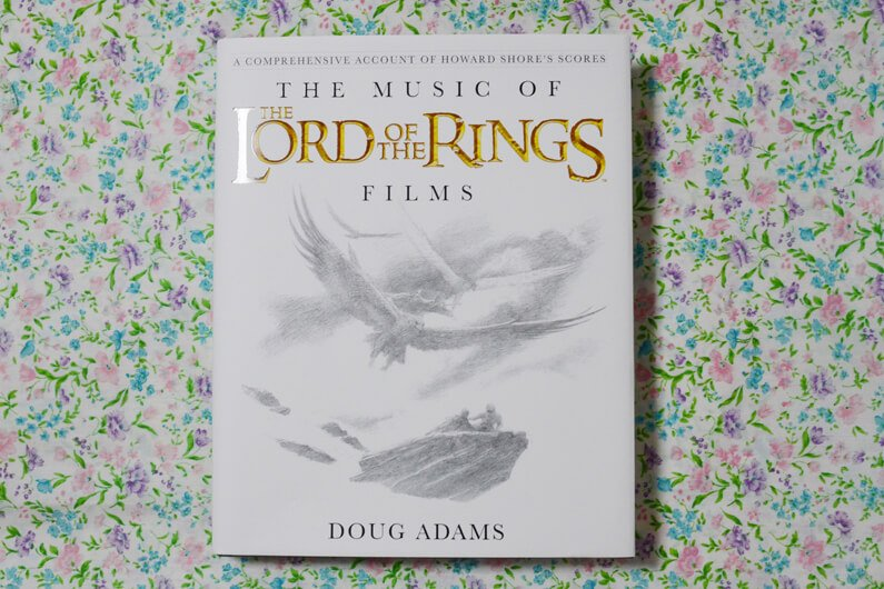 書影:The Music of the Lord of the Rings Films