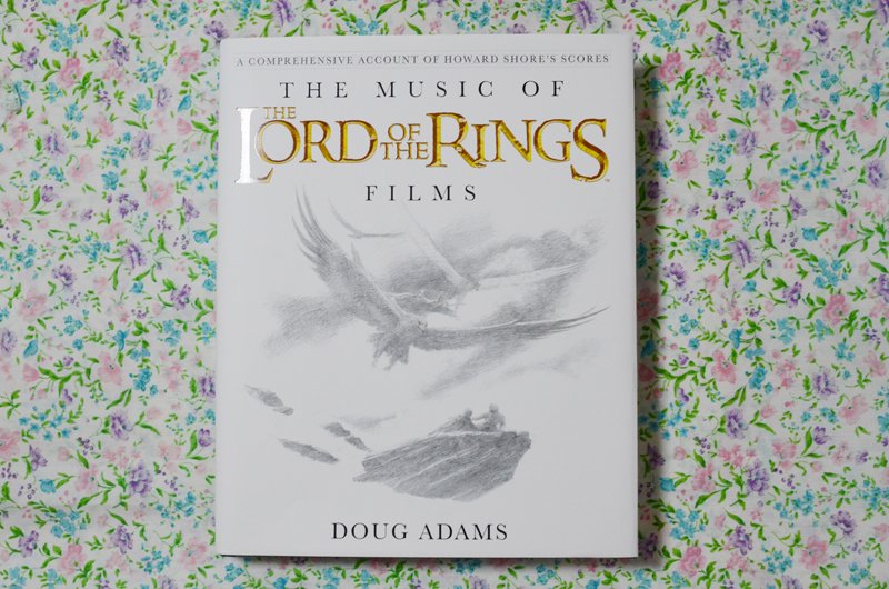 The Music of the Lord of the Rings 書影
