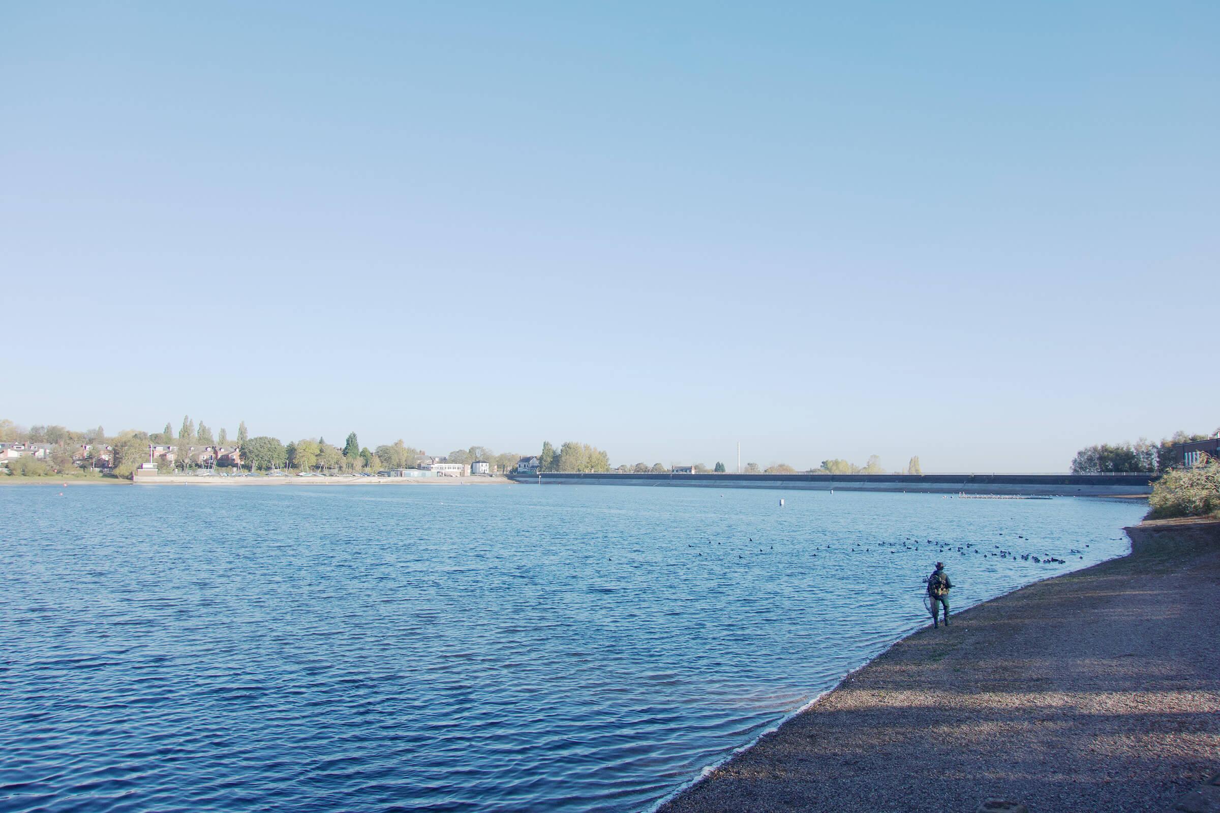 エッジバストン貯水池