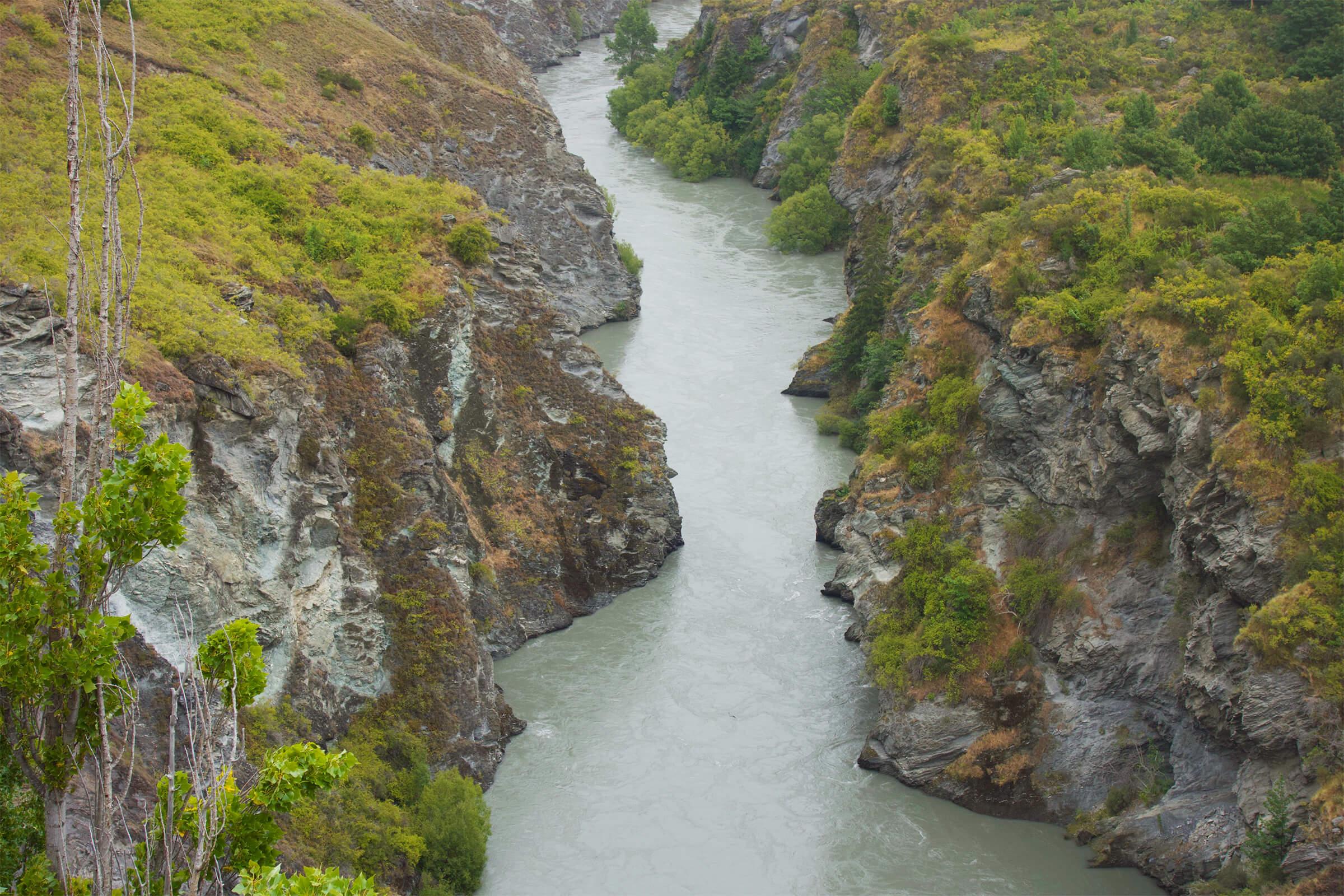 カワラウ川