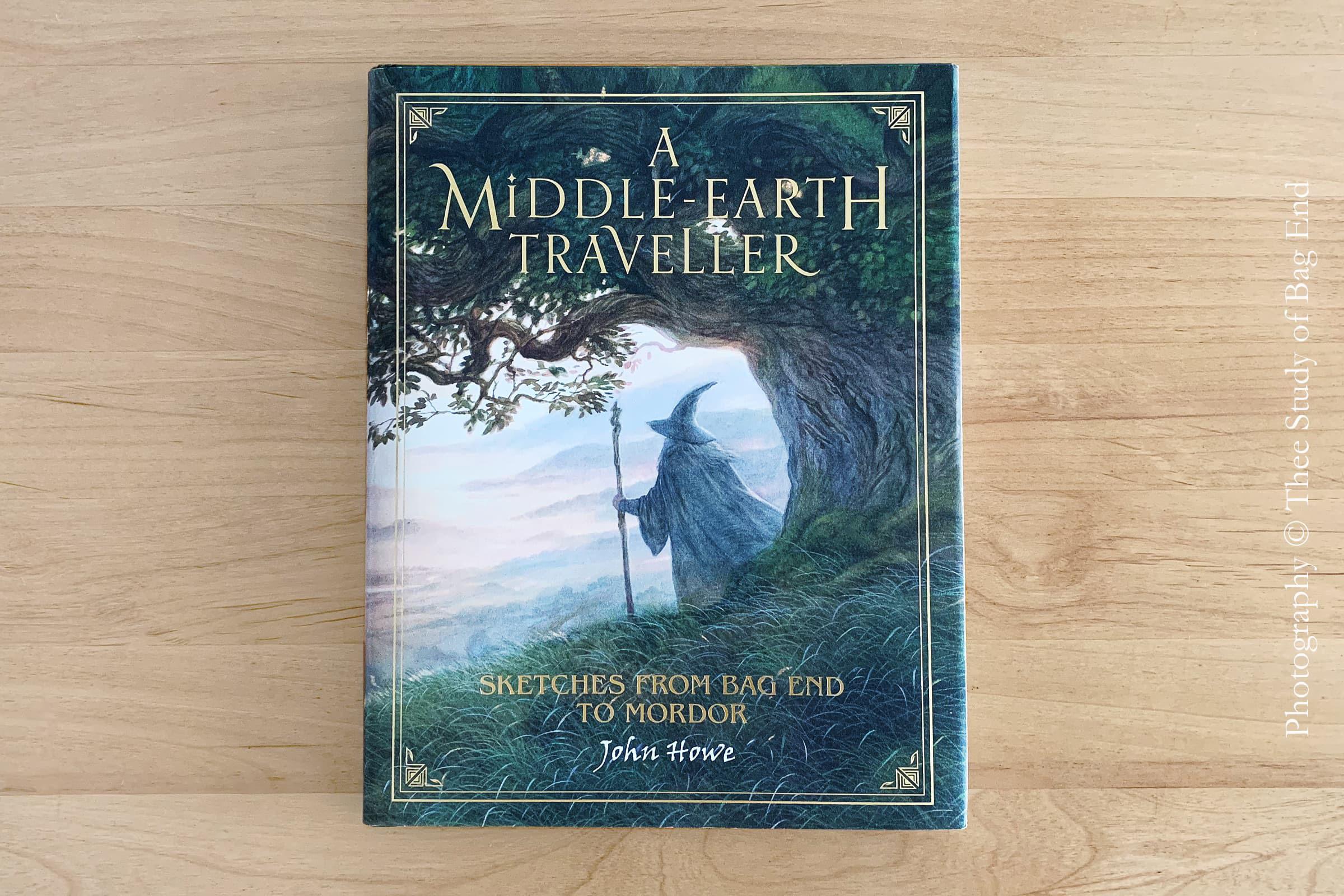 書影:A Middle-earth Traveller