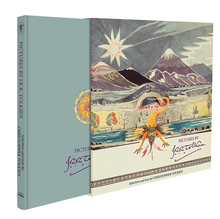 書影: Pictures by J.R.R.Tolkien